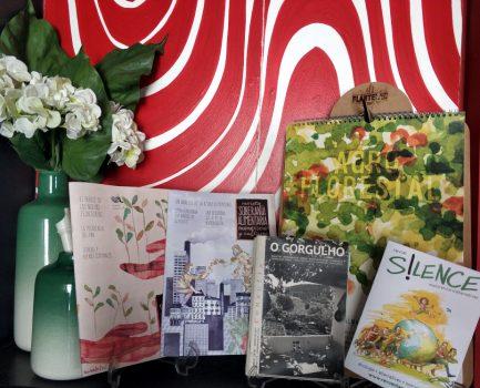 Alimento para o pensamento: encontro de projectos editoriais agroecológicos
